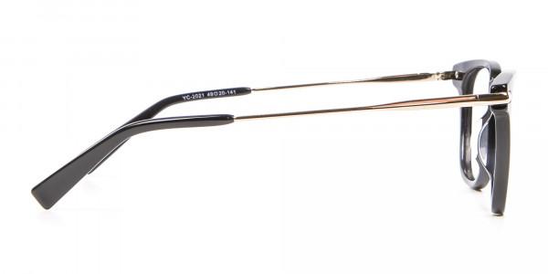 Rectangular Glasses with Round Edges - 3