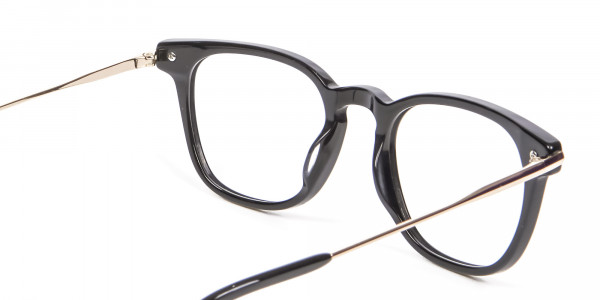 Rectangular Glasses with Round Edges - 4