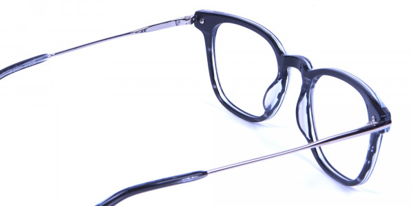 Stripe Glasses in Square Style with New Sensation - 4