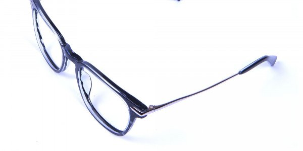 Stripe Glasses in Square Style with New Sensation - 5