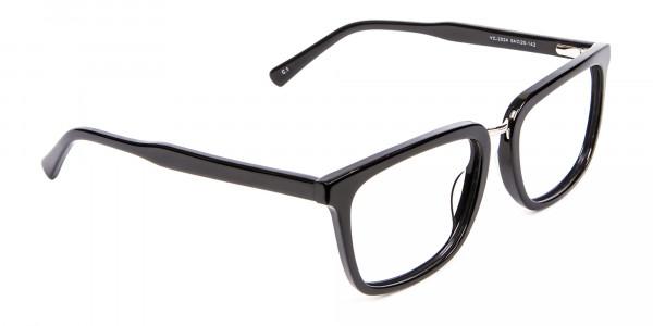 Modern Rectangular Shaped Black Frames -2