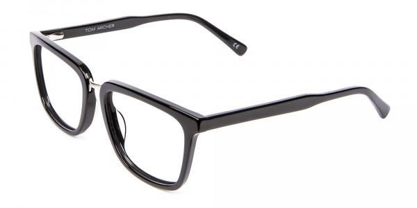 Modern Rectangular Shaped Black Frames -3