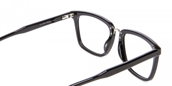 Modern Rectangular Shaped Black Frames -5
