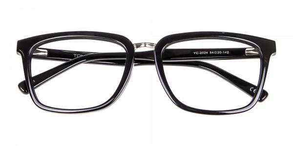 Modern Rectangular Shaped Black Frames -6