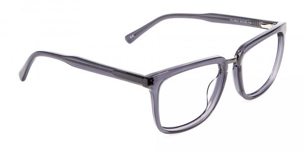 Silver Rectangular Frames -2
