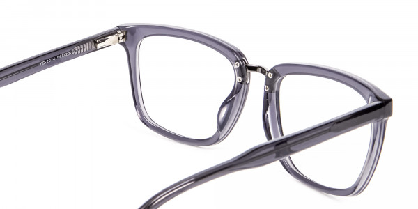 Silver Rectangular Frames -5