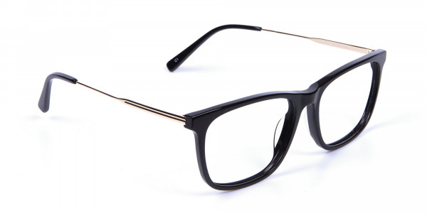 Mixed-Material Rectangular Glasses - 1