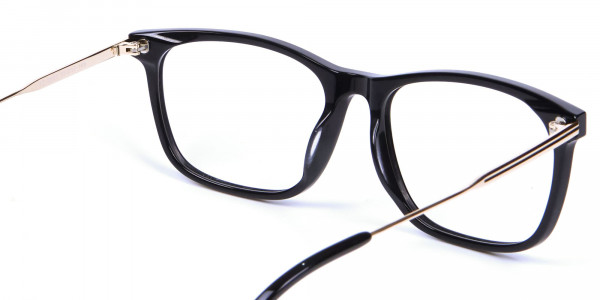 Mixed-Material Rectangular Glasses - 4