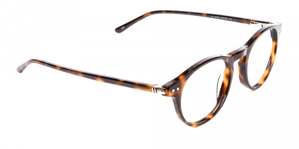 Havana and Tortoiseshell Rock Perfect Glasses - 1