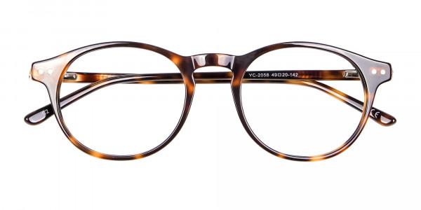 Havana and Tortoiseshell Rock Perfect Glasses - 5