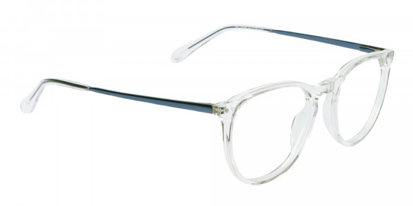 Rimless-Alike Crystal Clear Glasses - 1