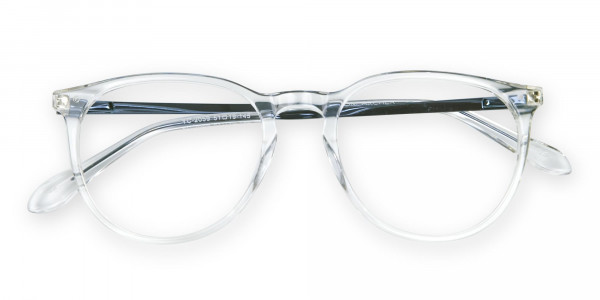 Rimless-Alike Crystal Clear Glasses - 5
