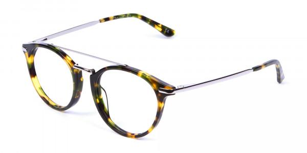 Double Bridge Eyeglasses - 2