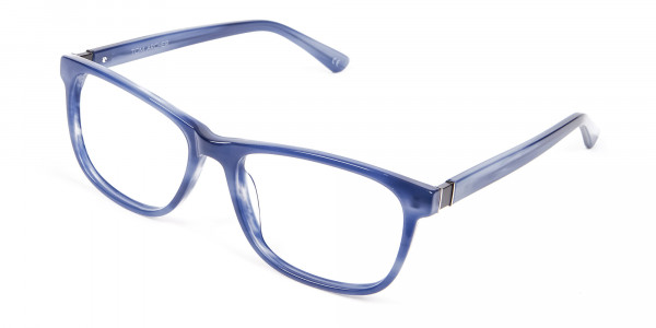 Glossy Blue Frame from In Trend Collection - 2