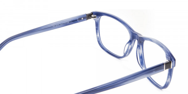 Glossy Blue Frame from In Trend Collection - 5