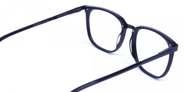 Wayfarer & Square Black Glasses -4