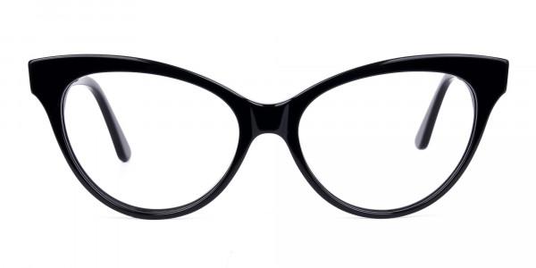 Black-Cat-Eye-Glasses-Frames-1