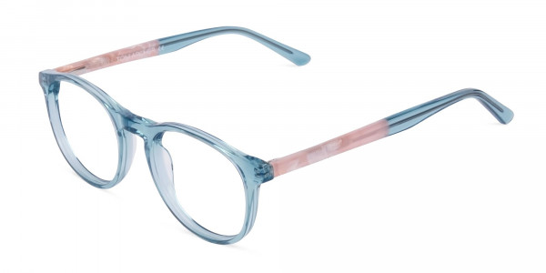 Crystal-and-Blue-Round-Glasses-Frame-3