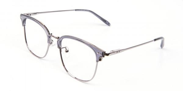 Square Framed Glasses - 3