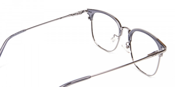 Square Framed Glasses - 5