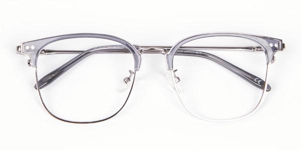 Square Framed Glasses - 6
