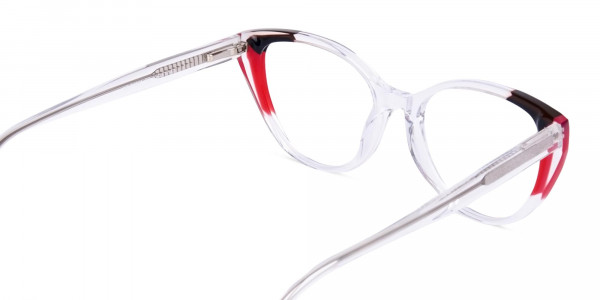 Crystal-Clear-and-Black-Red-Wings-Cat-Eye-Glasses-5