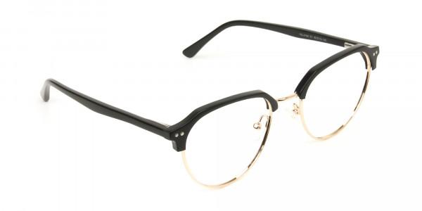 Black-Browline-wayfarer-Glasses-Frames-2