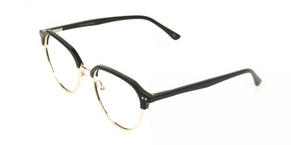 Black-Browline-wayfarer-Glasses-Frames-3