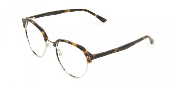 Havana-Tortoise-Browline-wayfarer-Glasses-Frames-3