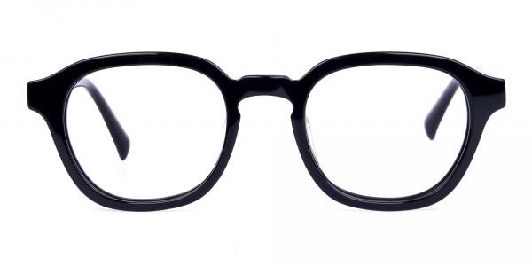 Trendy-Black-Geometric-Glasses-1