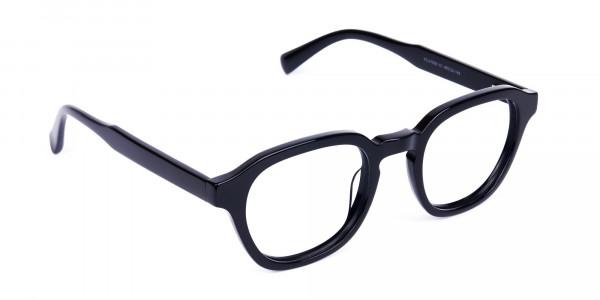 Trendy-Black-Geometric-Glasses-2
