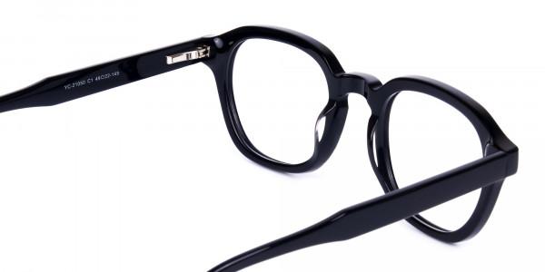 Trendy-Black-Geometric-GlasseS-5