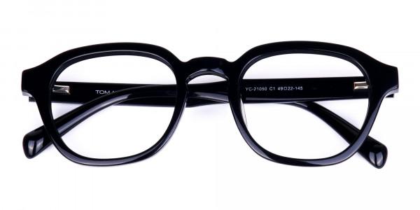 Trendy-Black-Geometric-Glasses-6