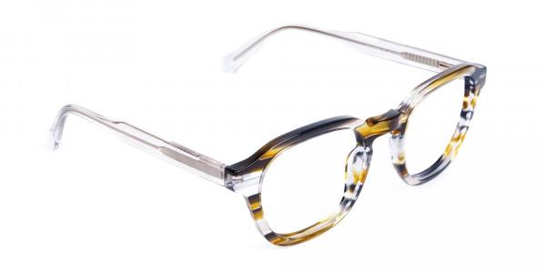 Black-Yellow-Crystal-Geometric-Glasses-2