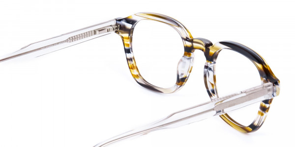 Black-Yellow-Crystal-Geometric-Glasses-5