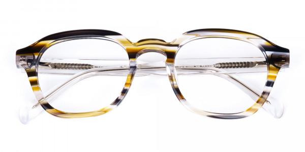 Black-Yellow-Crystal-Geometric-Glasses-6