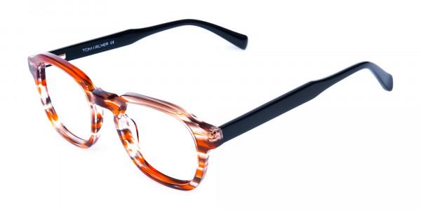 Crystal-and-Orange-Geometric-Glasses-3