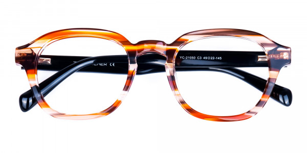 Crystal-and-Orange-Geometric-Glasses-6