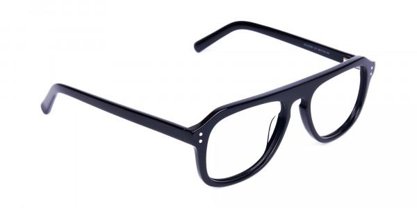 All-Black-Aviator-Glasses-Frame-2