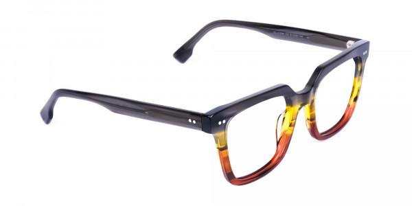 Multi-coloured Metal Glasses Online - 1