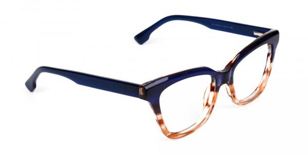 blue light blocking glasses cat eye-3