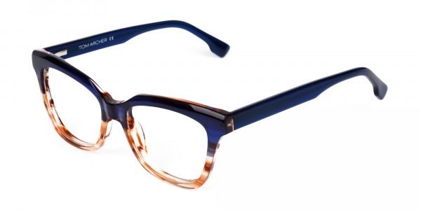 blue light blocking glasses cat eye-2