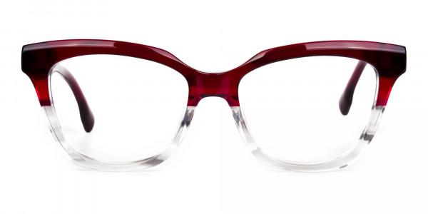 blue light glasses cat eye -1