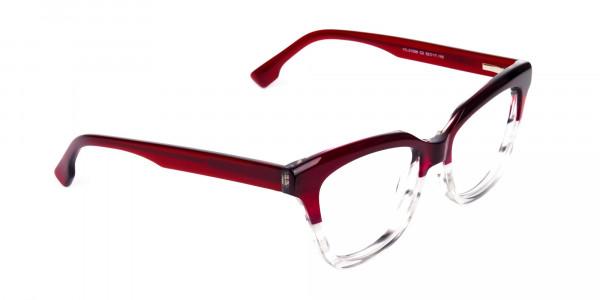 blue light glasses cat eye -2