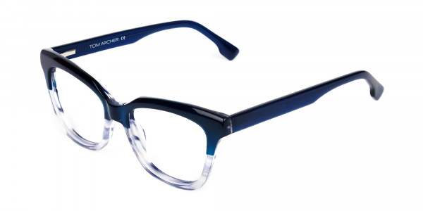 clear blue light glasses -3