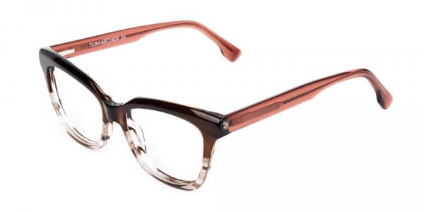 cat eye blue light glasses -3