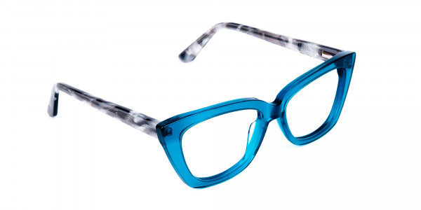 Blue-Crystal-Clear-Cat-Eye-Glasses-2