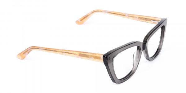 Grey-Crystal-Clear-Cat-Eye-Glasses-2