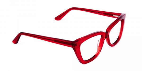 Cherry-Red-Cat-Eye-Glasses-Frame-2