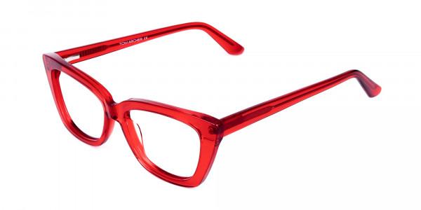 Cherry-Red-Cat-Eye-Glasses-Frame-3